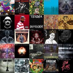 Kyle Columbus 9 hrs ·    Oh hey. Here is my weekly 5x5. Lots of bedroom moshing with the new Code Orange album. Not sure if I like it as much as I Am King, but it's hard to follow up that album. Row One. Lil Uzi Vert - Lil Uzi Vert Vs. The World (Trap/Hip Hop) Code Orange - Forever (Hardcore/Metalcore) The Story So Far - What You Don't See - Pop Punk... See More