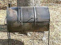 How To Build A Grill With A 55 Gallon Drum