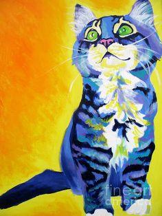 Cat - Here Kitty Kitty - Alicia VanNoy Call