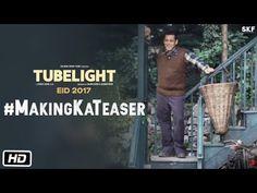 Tubelight Ki Making Ka Teaser   Salman Khan   Kabir Khan