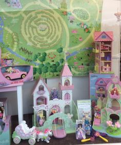 Fairy World from Le Toy Van - Displayed by Aberlour Filling Station http://www.aberlourfillingstation.com/ www.letoyvan.com