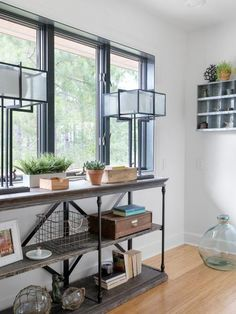A full-sized laundry room and spacious home office, complete with…