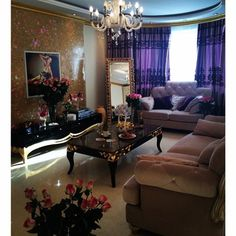 Image about luxury in Home Apartment Bedroom House by Fσяєvєя & Aℓωαуѕ Decor Interior Design, Interior Decorating, Glam House, Dream Decor, Fashion Room, Luxury Living, Luxury Rooms, Luxury Decor, My Dream Home
