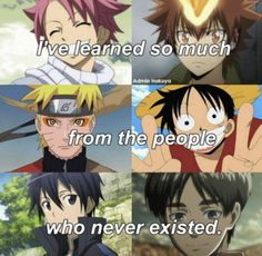 I think most people have from watching anime