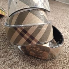 A Quality Burberry Belt A Quality Burberry Belt Burberry Accessories Belts