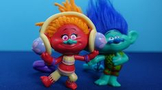 Trolls en español 2. Ramon troll y Dj Suki troll. Mis nuevos juguetes de...