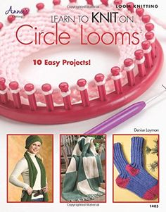 Learn to Knit on Circle Looms