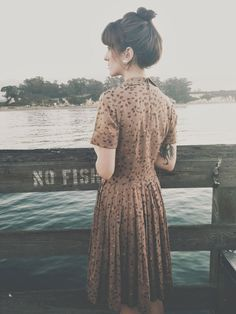 I love this secure-styled dress and hope I'd be able to find maybe a floral dress/ striped style.