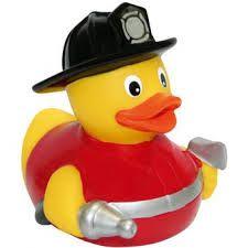 brandweer eendje
