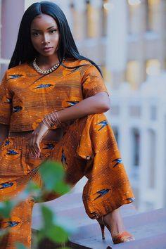 ~DKK ~ Latest African fashion, Ankara, kitenge, African women dresses, African p. African Inspired Fashion, African Dresses For Women, African Print Dresses, African Print Fashion, Africa Fashion, African Attire, African Wear, African Fashion Dresses, Fashion Prints