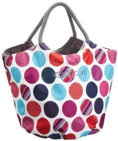 Rip Curl Women's Hilo Dots Beach Lifestyle Bags Optical White LHB3GM_3262_TU: Amazon.co.uk: Shoes & Bags