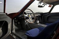 Ferrari 250 GTO 1963 interior