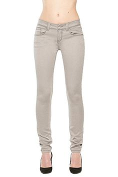 Rose Royce Women's Skinny Jeans (Ariana / Light Grey) (Knitted Fabric) - Size 27 (5/6) Rose Royce Clothing http://www.amazon.com/dp/B00N57B7ZC/ref=cm_sw_r_pi_dp_wmsqvb1TFV4PV
