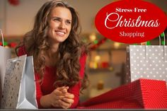 5 Steps For Stress Free Holiday Shopping - http://www.mommytodaymagazine.com/celebrations/christmas/stress-free-holiday-shopping/