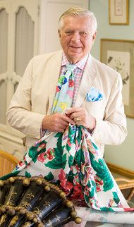 Carleton Varney '58 is starting the Dorothy Draper School of Decorating.