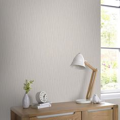 Vienna Cream Silver Wallpaper by Graham and Brown