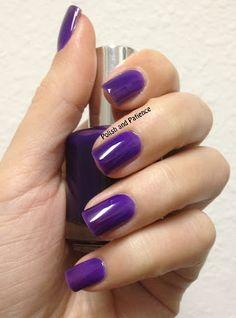 New York Summer Hot Purple