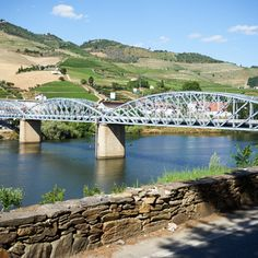 Dour Valley Bridge Pinhao