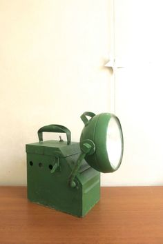 ANCIENNE LAMPE DE CHEMINOT