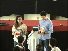Glenda Barcarol at TEDxTubarao