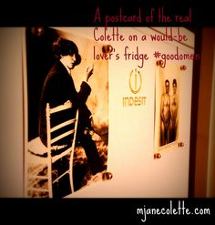 mjc-Colette postcard Do Men, Hashtags, Pretty Pictures, Essentials, Author, Social Media, Twitter, Blog, Cute Pictures