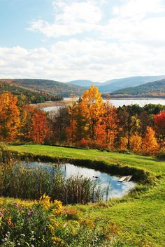 Hudson Valley is a relaxing (and affordable) alternative to New York City.