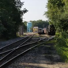 Railroad Tracks, Dads, Fathers, Train Tracks