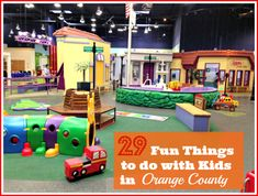 29 fun things to do with kids in Orange County