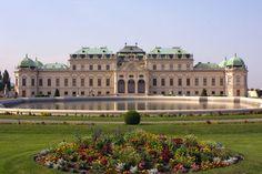 The Belvedere Palace, Vienna
