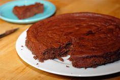 Flourless Chocolate Banana Cake Recipe - Genius Kitchen