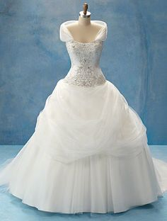 ***Definitely my dream dress...Disney inspired wedding dress - Belle !***