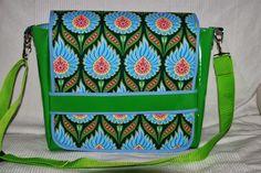 lillesol & pelle Schnittmuster/ pattern: Wickeltasche Willow