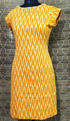 Yellow Hues Dress