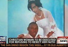 2-Jun-2014 18:56 - ZWEEP EN STROP WACHTEN NOG STEEDS OP CHRISTELIJKE VROUW SOEDAN. De Soedanese vrouw die ter dood is veroordeeld omdat ze weigert het christendom af te zweren, komt helemaal niet binnenkort vrij. Een hoge...