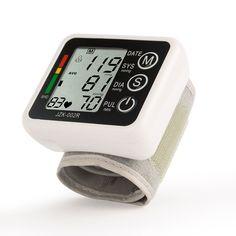 الرعاية الصحية التلقائي المعصم الرقمية مراقبة ضغط الدم متر ضغط الدم قياس الدم الصحية