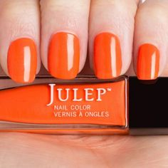 Julep MARISKA Nail Color Treat Polish .27 fl oz, NWOB #Julep