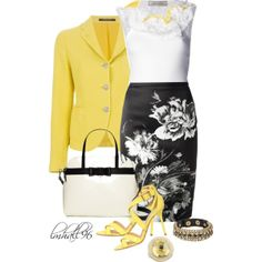 """Nina Ricci Eyelet Flower Tank"" by lmhall96 on Polyvore"