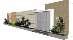 60 Modelos de muros residenciais – Fotos e dicas                                                                                                                                                                                 Mais