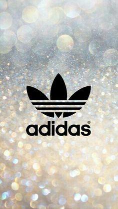 Adidas #glitter
