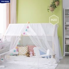 Neviete či to bude chlapec alebo dievča? 🤔👶😃 👉Tip: Použite farbu Poli-Farbe Platinum M20  #farba #farby #farebneinspiracie #izba #izby #detskaizba #malovanie #malovaniestien #stena #steny #renovacia #rekonstrukcia #byvanie #peknebyvanie #krasnebyvanie #zelena #dieta #deti #baby #room #kidsroom #painting #wallpainting #wallpaint #painter #diy #home #decor #decore #design Toddler Bed, Furniture, Home Decor, Painting, Homemade Home Decor, Painting Art, Home Furnishings, Paintings, Paint
