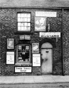 Radcliffe, Bury Street Shop on Bealey Row