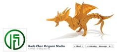Kade Chan Origami Studio is on Facebook at: https://www.facebook.com/kade.chan.origami.studio //  香港摺紙工作室 Kade Chan Origami Studio : www.kadechan.com //  Origami Facebook Pages is provided by www.standinnovations.com