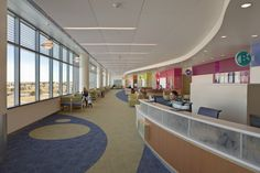 pediatric hospital waiting area - Buscar con Google
