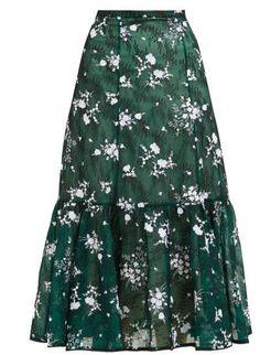 2018 Vintage Femmes Stretch Taille Haute Tie Dye jupe longue Boho Parti Robes