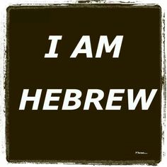 """I am a spiritual Jew by accepting the gift Christ has given me of Salvation -I also am by blood-bec All people are descendants from Adam and Eve...so we """"literally are all from one beginning race!""""-True brothers and Sisters-Created by our Creators hand...separated into different tribes-but we descended all from our Heavenly Father! Why can't man realize we are all children of God???What we hate-we are hating our very selfs then! God is our True Father!!! He created us in Love! To love one…"""