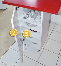 Küchentheke für 66 Euro | Ikea Hacks & Pimps | BLOG | New Swedish Design