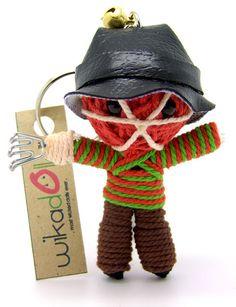 Freddy Krueger Voodoo Doll! Pretty Sweet!