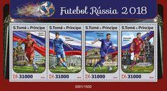 Football Russia 2018 (Fyodor Smolov, Church of the Savior on Blood; Bolshoi Theatre, Winter Palace, Premier League, Russia, Football, Baseball Cards, Learning, Savior, Sports