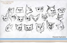 cat characters - Google Search
