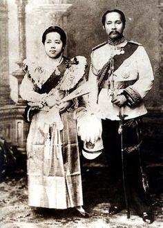 Brief History King Chulalongkorn Rama V - W.A.Thai Community Perth Western Australia